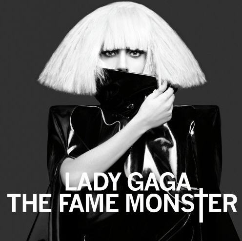 lady gaga fame album cover back. Lady Gaga#39;s The Fame Monster