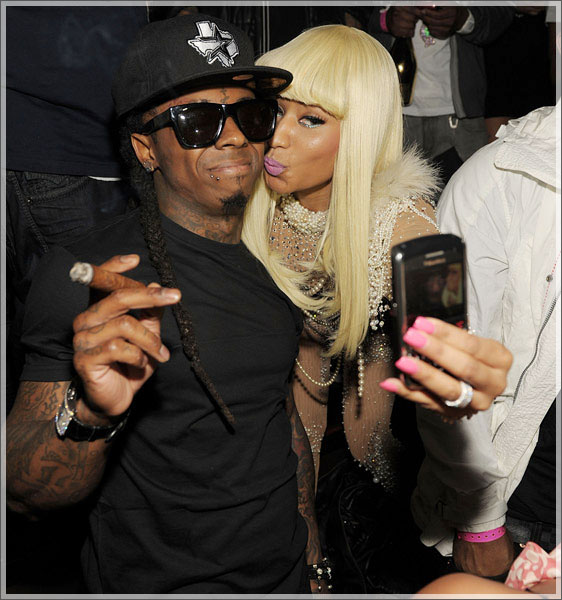 nicki minaj lil wayne. Nicki Minaj ft. Lil Wayne