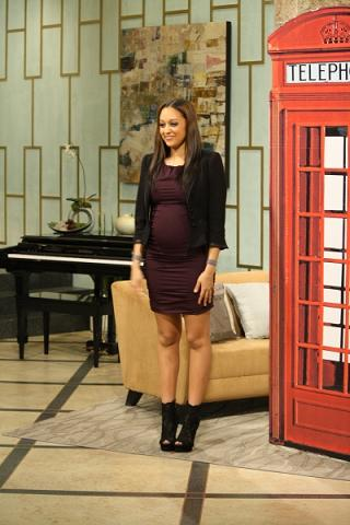 tia mowry pregnant husband. Tia Mowry Shows Off Her Baby